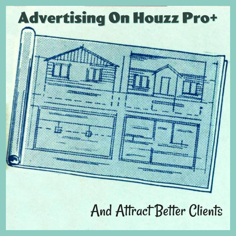 Advertising On Houzz Pro+