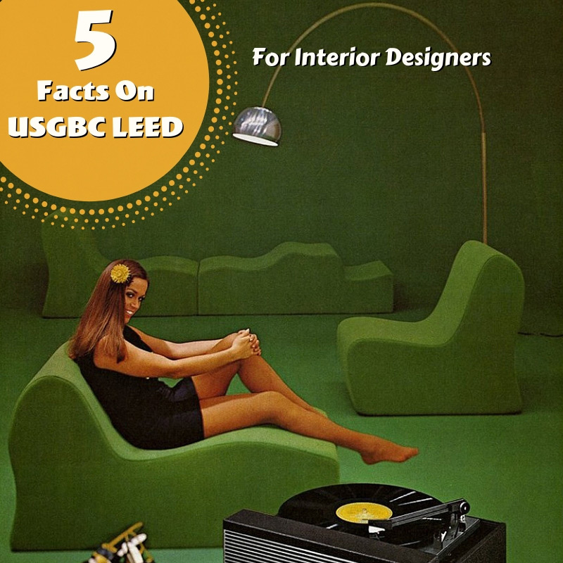 USGBC LEED for Interior Designers