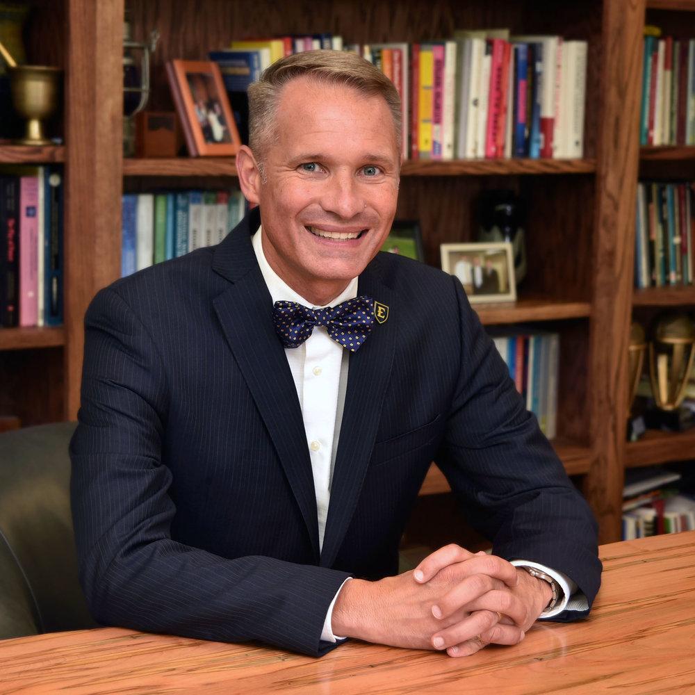 Dr. Brian Noland (Steering Committee Member)