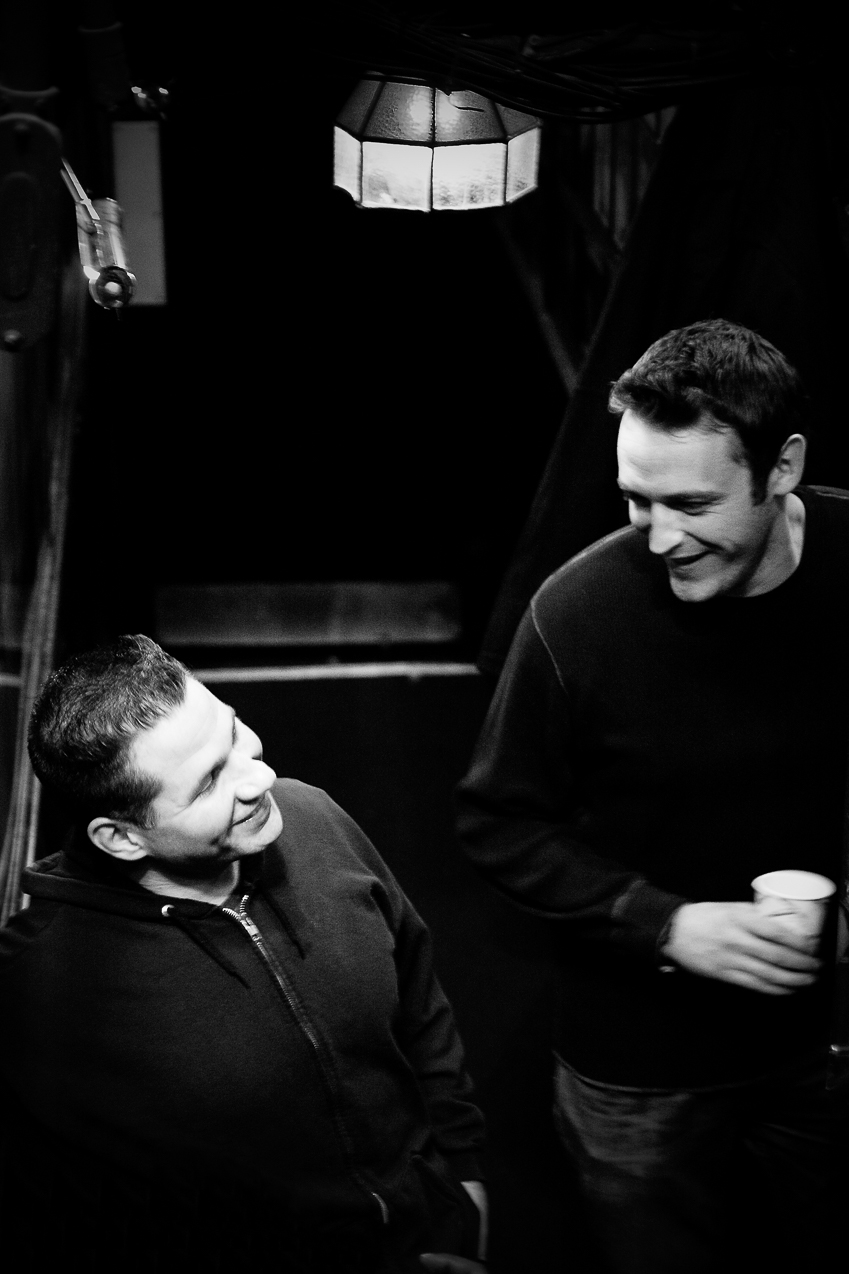 Mike Vecchione + Dan Soder
