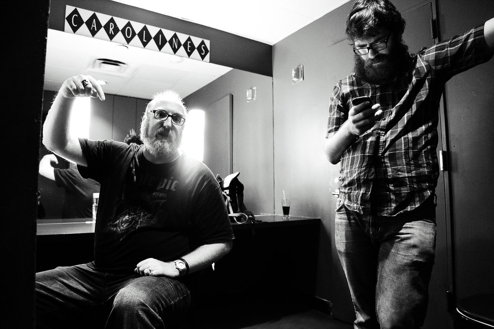 Brian Posehn + Mike Lawrence