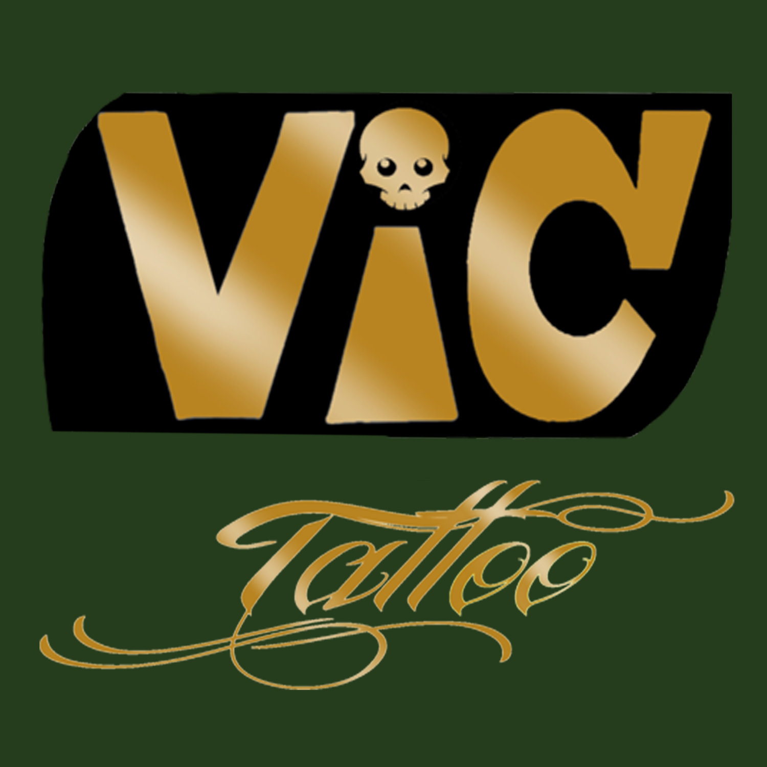 Vic Tobon Tattoo
