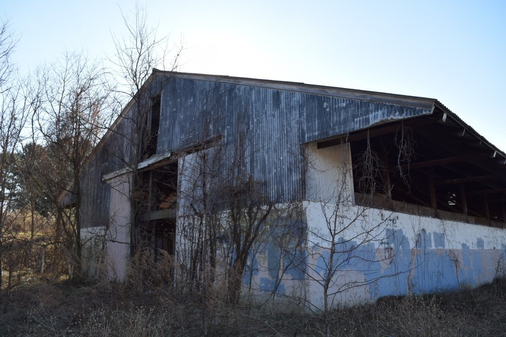 Slaughter Buildings