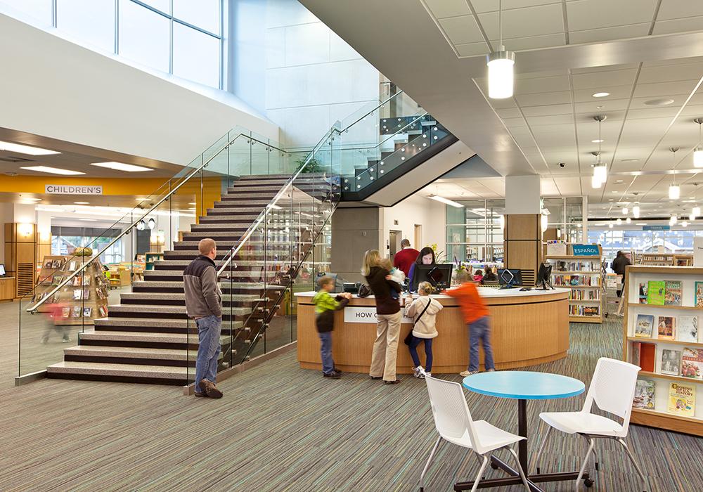 Main service desk - Springville Library.jpg