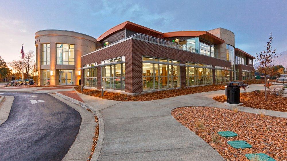 Springville City Public Library