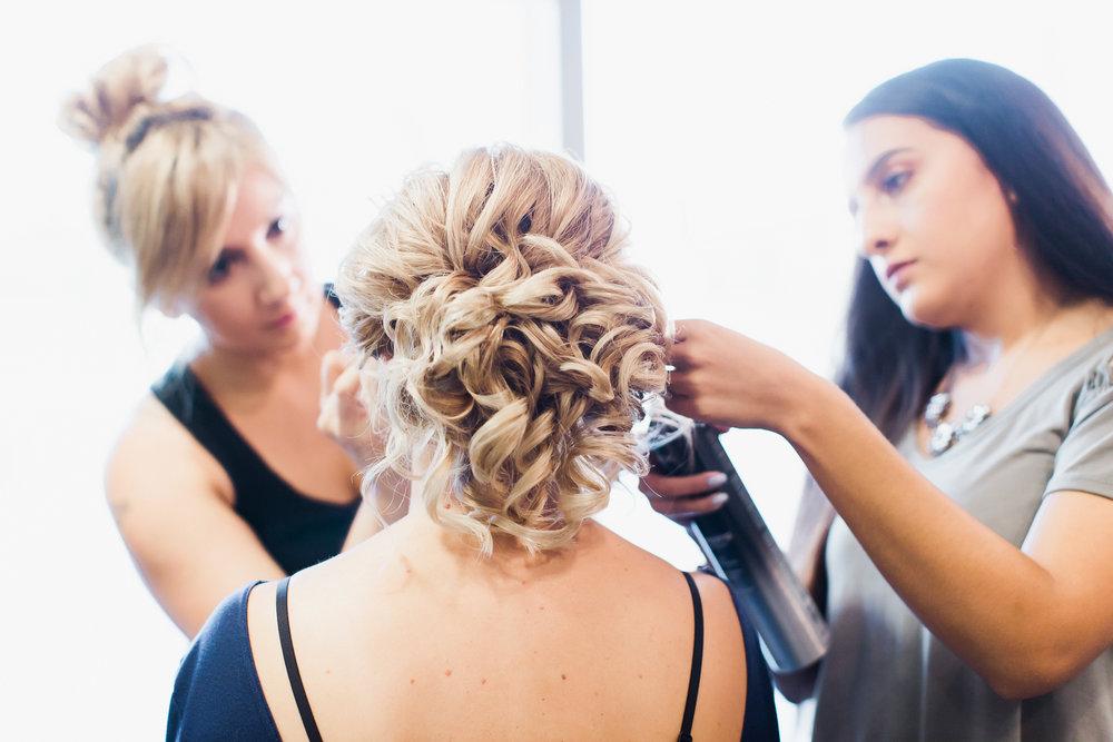 Caitlin Lisa Photography, Hair by Jenine