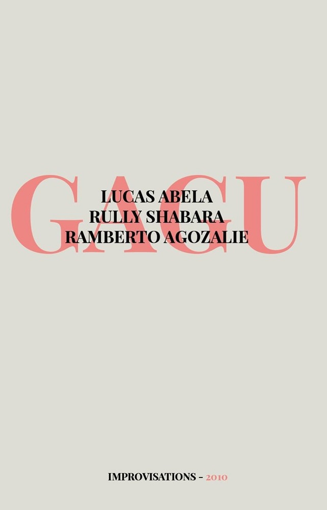"NRR12: Gagu - ""Improvisations 2010"""