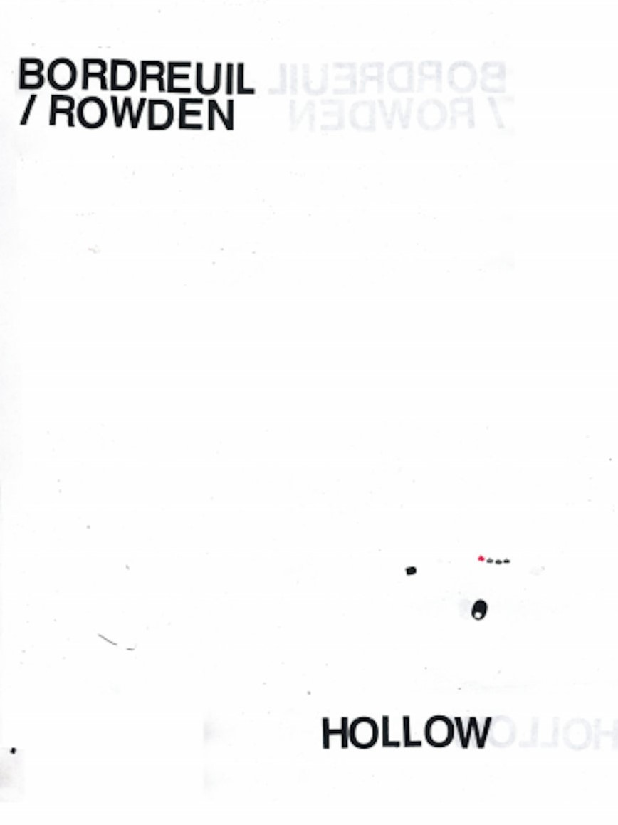 "NRR50: Bordreuil/Rowden - ""Hollow"""