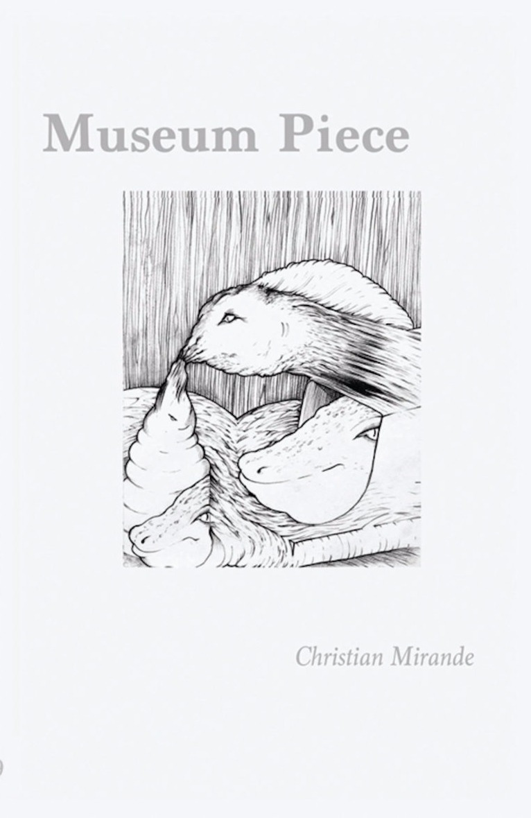 "NRR49: Christian Mirande - ""Museum Piece"""