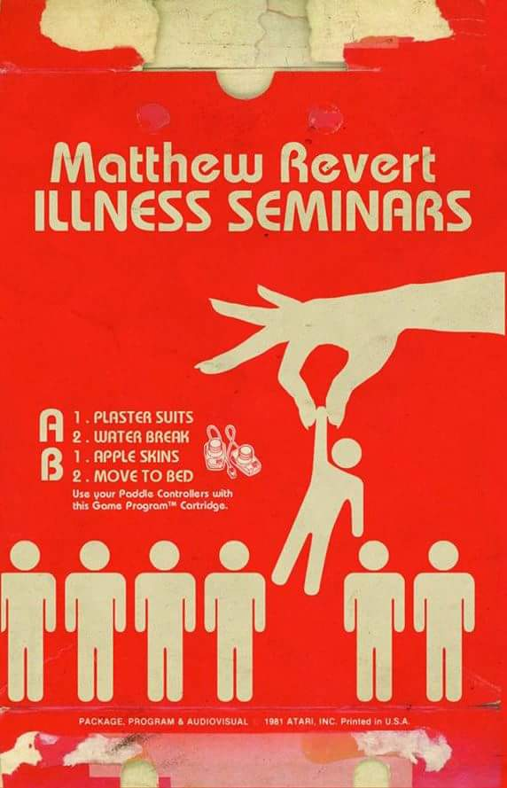 "NRR48: Matthew Revert - ""Illness Seminars"""