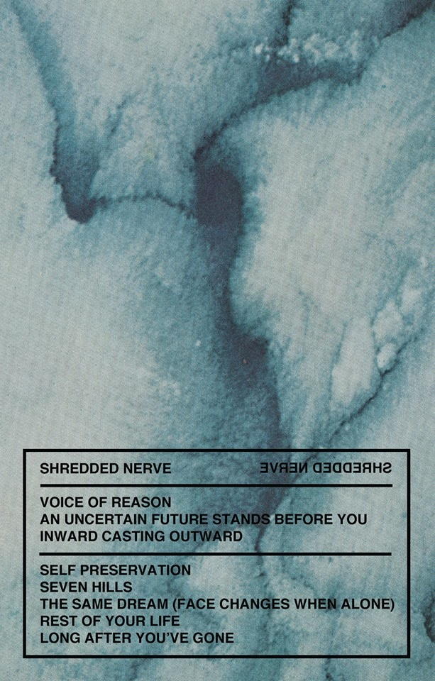 "NRR34: Shredded Nerve - ""Shredded Nerve"""