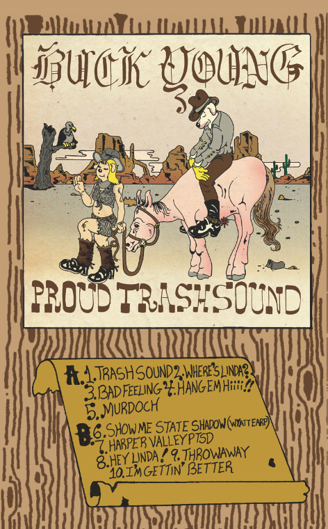 """NRR64: Buck Young - """"Proud Trash Sound"""""""