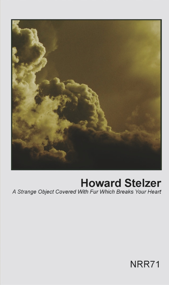 "NRR71: Howard Stelzer - ""A Strange Object Covered With Fur Which Breaks Your Heart"" C40"