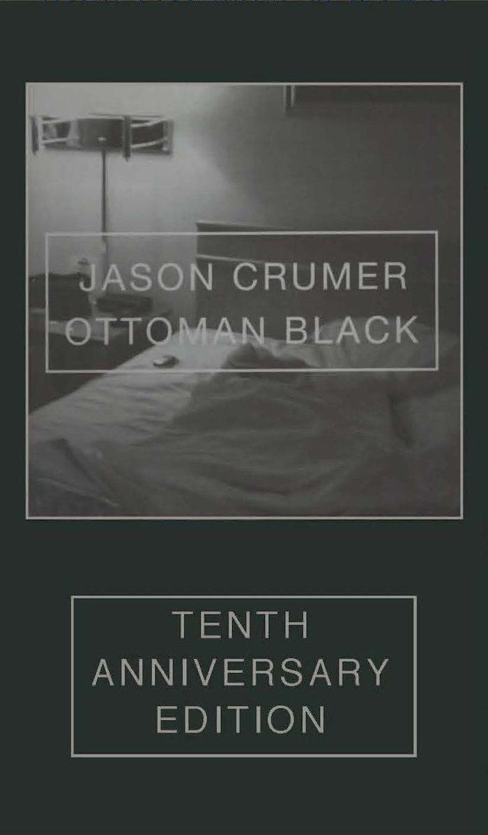"NRR85: Jason Crumer - ""Ottoman Black"" C36"