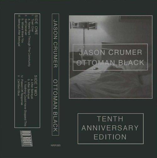TONE GLOW:Jason Crumer - Ottoman Black -