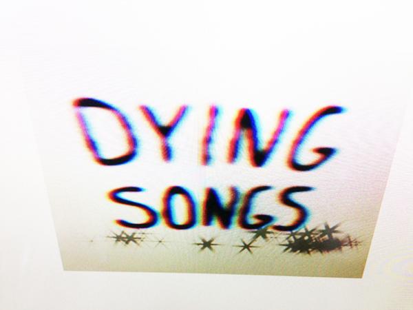 Jimmy Tamborello – Dying Songs (02.07.19):Mukqs -