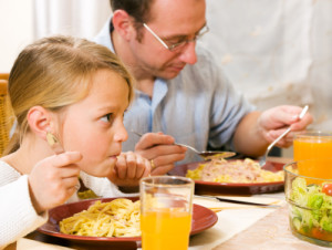 How to Get Your Child to Stay at the Table