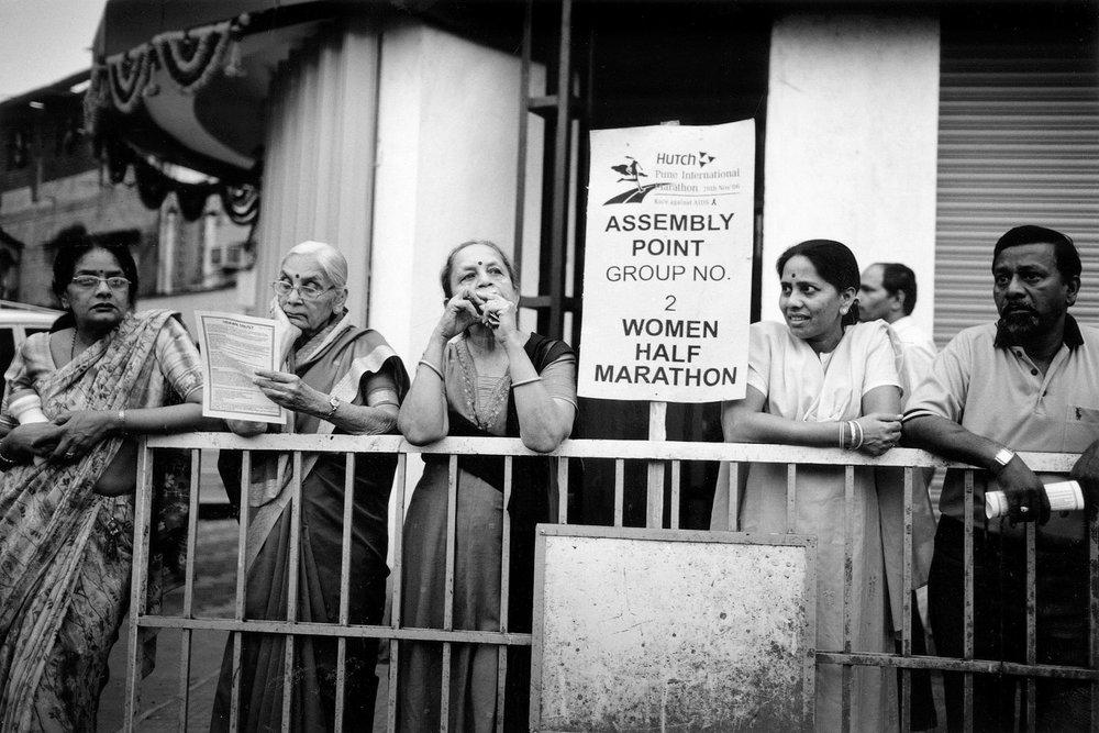 Deccan, Pune, 2006