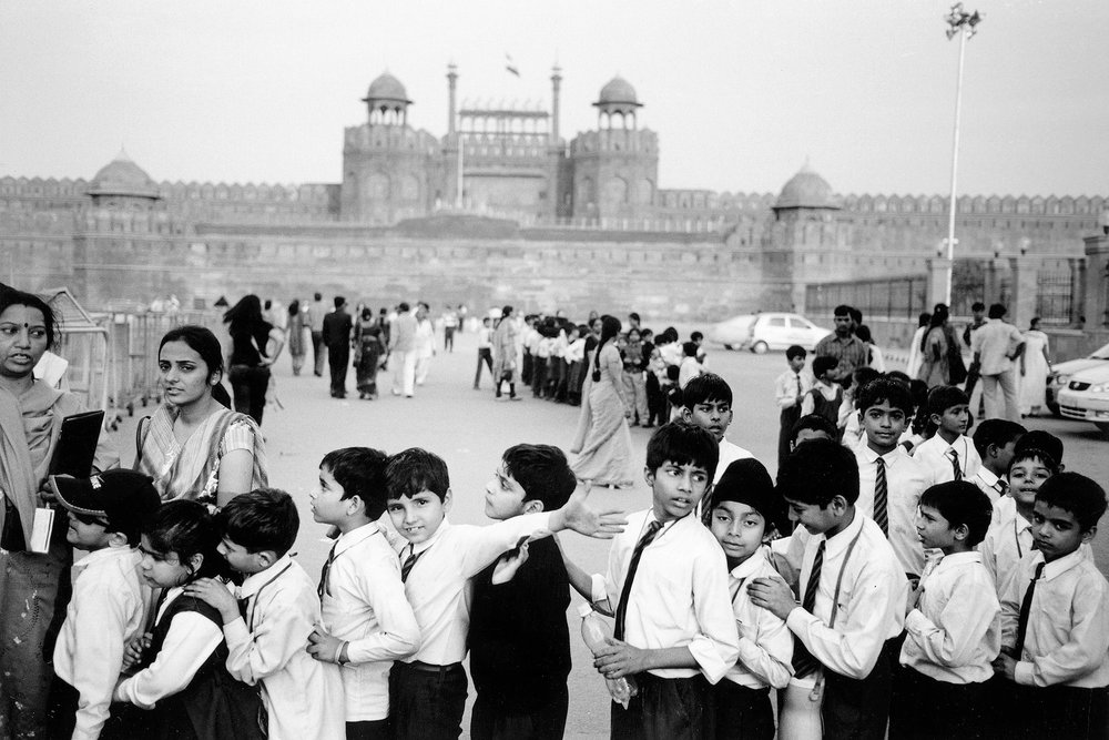 Red Fort, Delhi, 2006