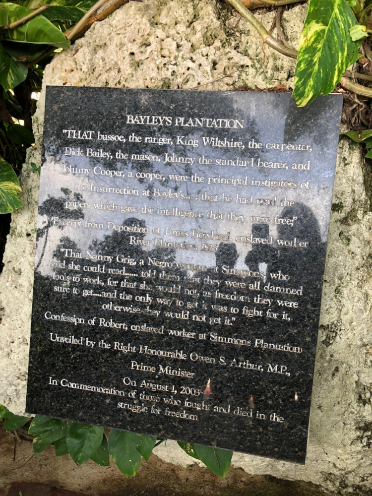 Copy of Bayley's Hanging Tree Plaque