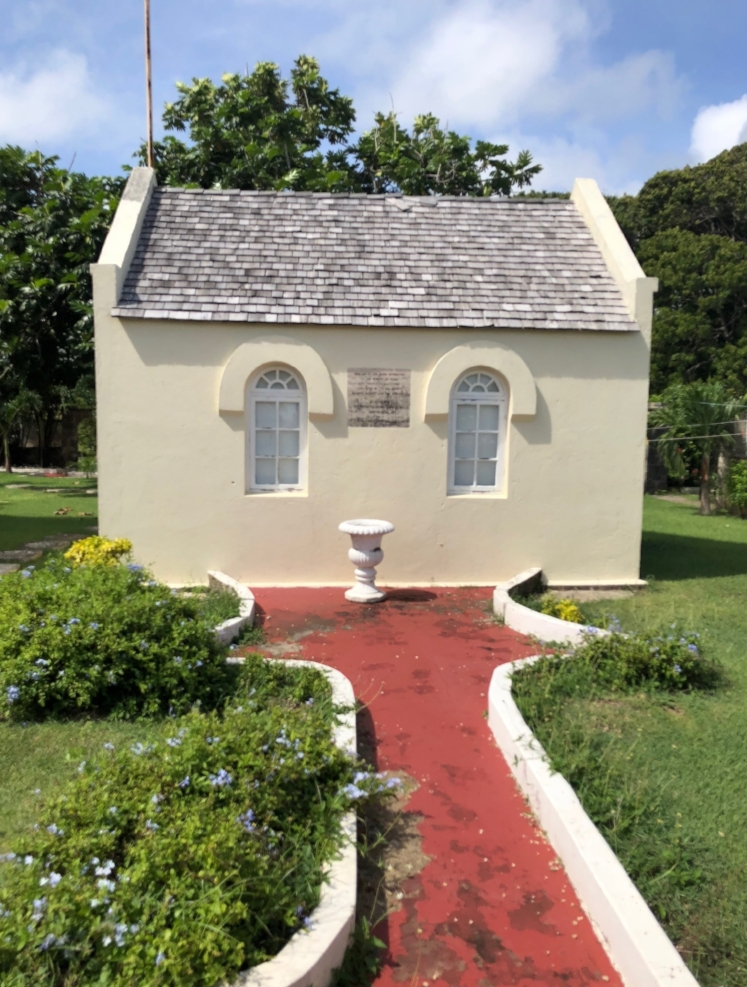 Copy of Bayley's Plantation Slave Chapel