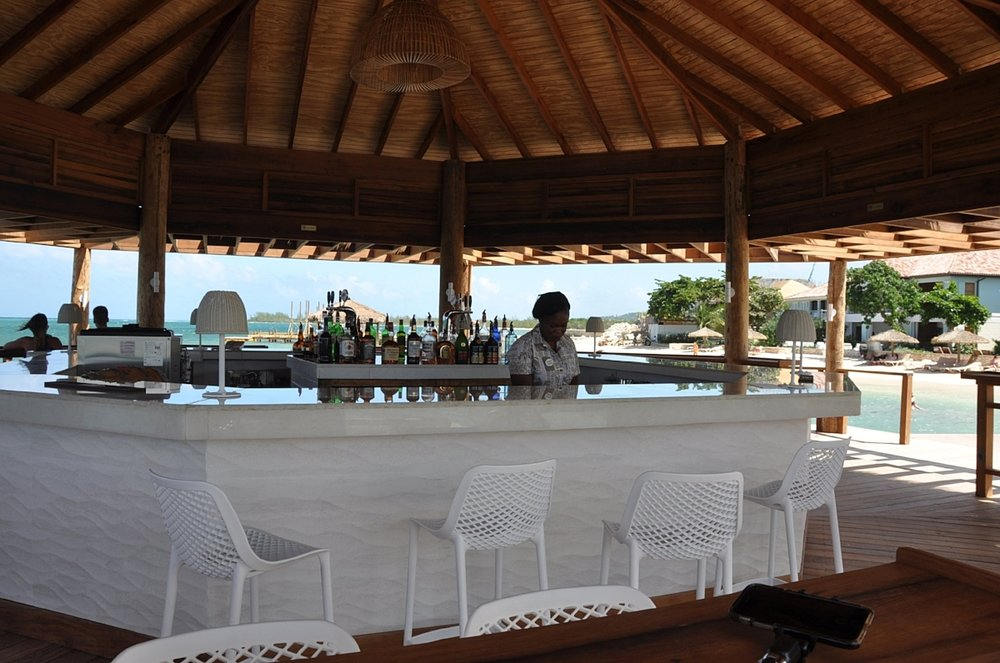 Latitudes Over the Water Bar