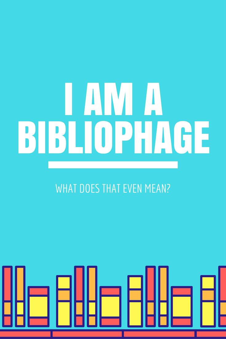 I am a Biliophage