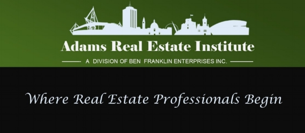 Adams Real Estate Institute