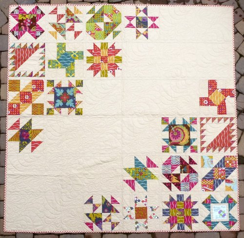 SISTERS' TEN BLOCK OF THE MONTH SAMPLER Quilt Pattern PDF Download Amazing Sampler Quilt Patterns