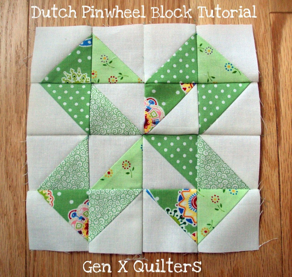Dutch Pinwheel