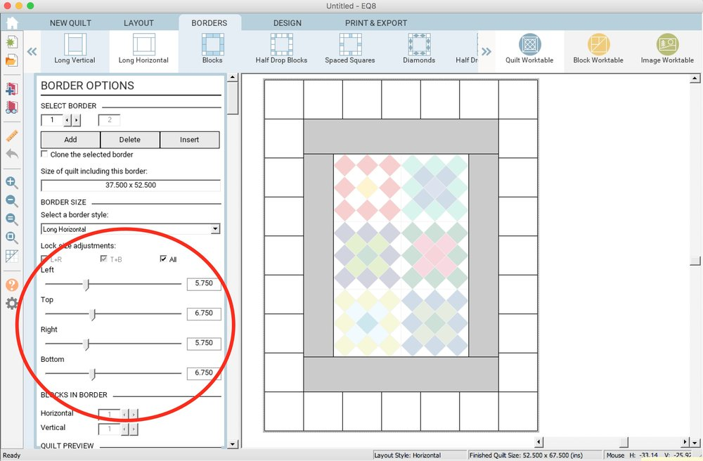 Electric quilt EQ8 Border #1 adjusting.jpg