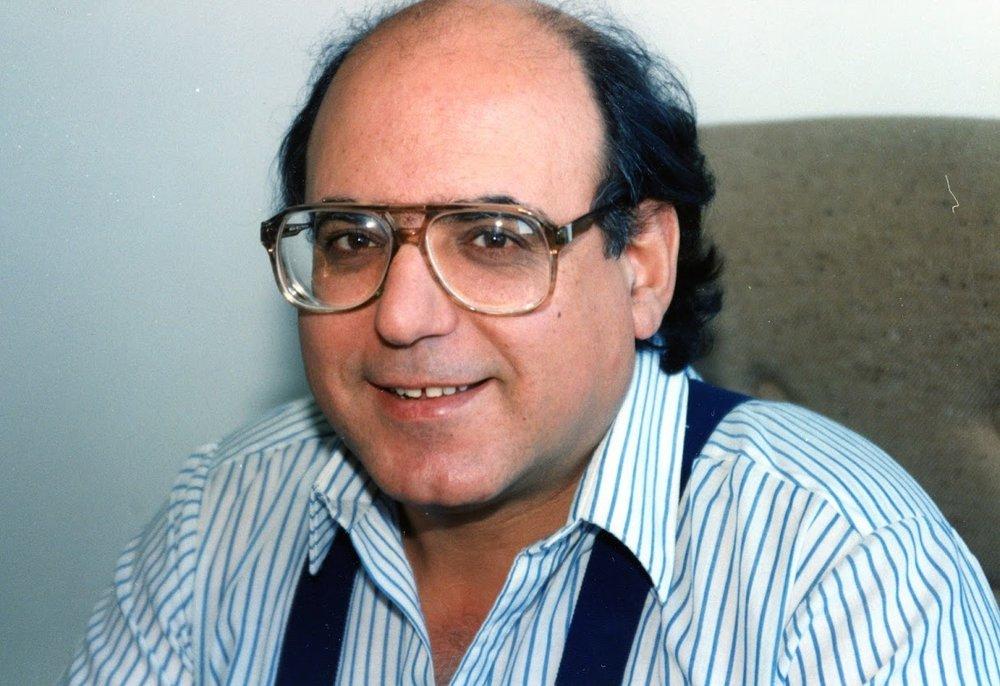 """IASA Founder Raphi Amram ( z""""l)"""