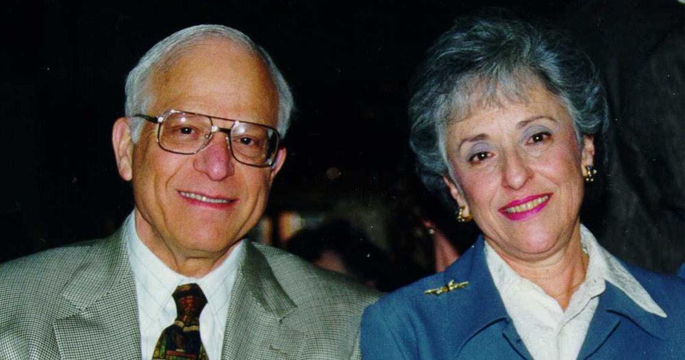 Charles and Lynn Schusterman