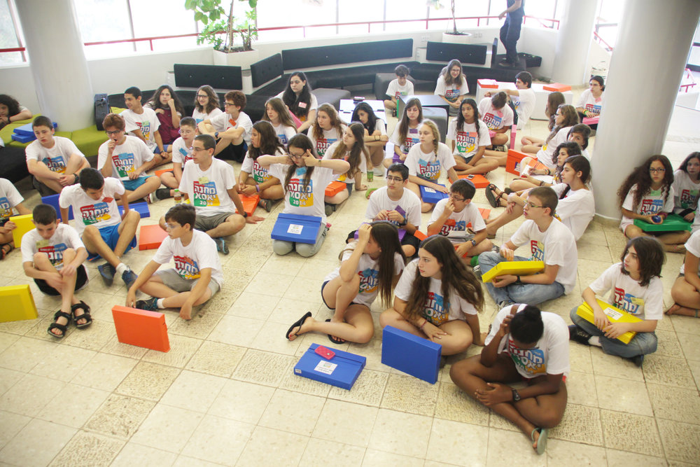 Brincat Summer Camp at IASA, 2014 - pictures from the first day - No. 4.jpg