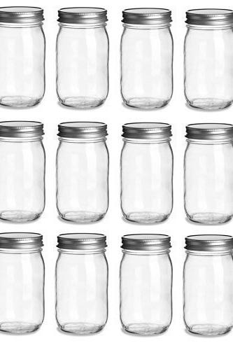 Sauerkraut jars