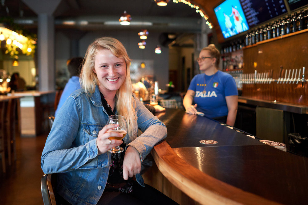 The Make Shift Local Anna Bisch Company Brewing