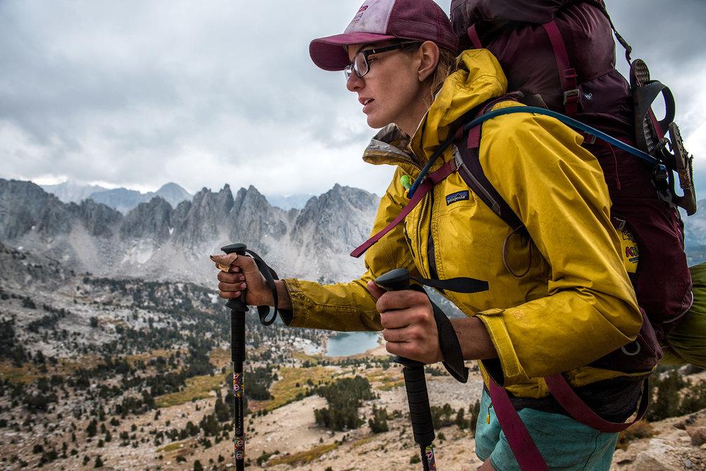 austin trigg hiker kearsarge pass