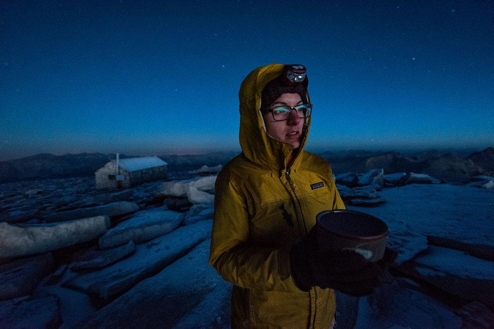 Patagonia // John Muir Trail