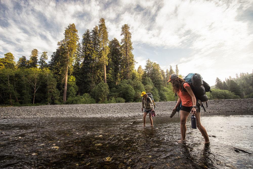 austin-trigg-redwood-water-bottle-california-adventure-river-crossing-camping-hiking-backpack-tall-tree-grove.jpg