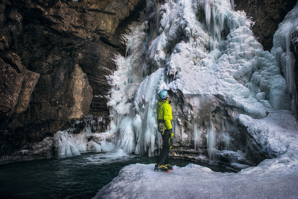 austin-trigg-ice-climbing-banff-Johnston-Canyon-frozen-waterfall.jpg