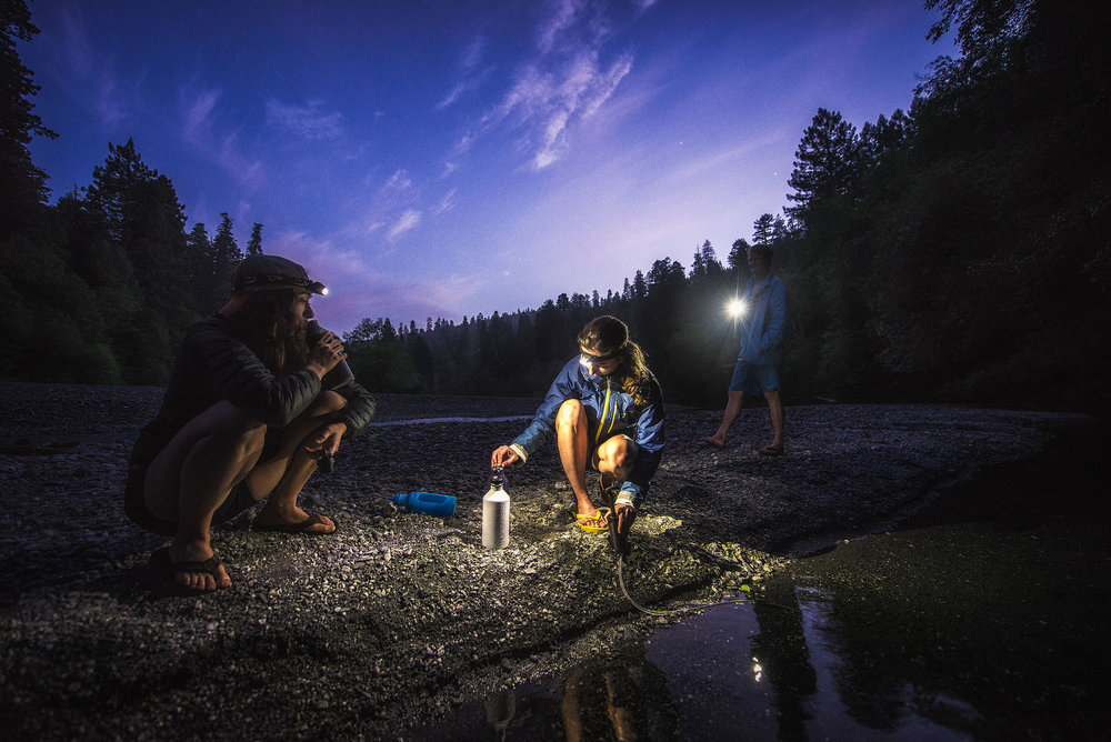 austin-trigg-redwood-water-bottle-purify-night-flashlight-river-refill-hydration-pump-tall-trees-grove.jpg