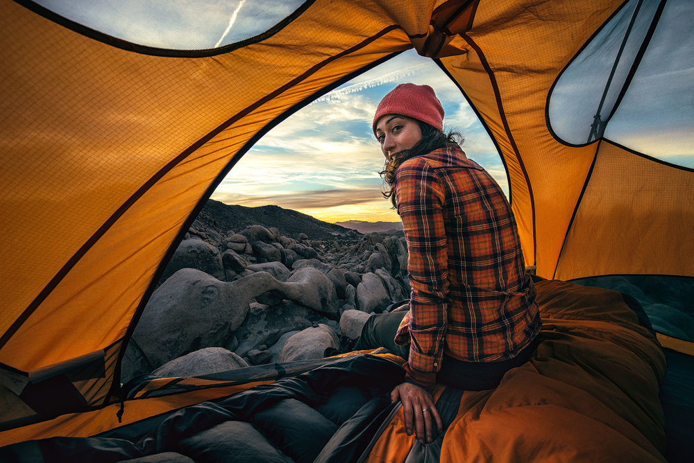 austin-trigg-joshua-tree-national-park-hiker-tent-camping-arch-rock-sunrise-desert.jpg