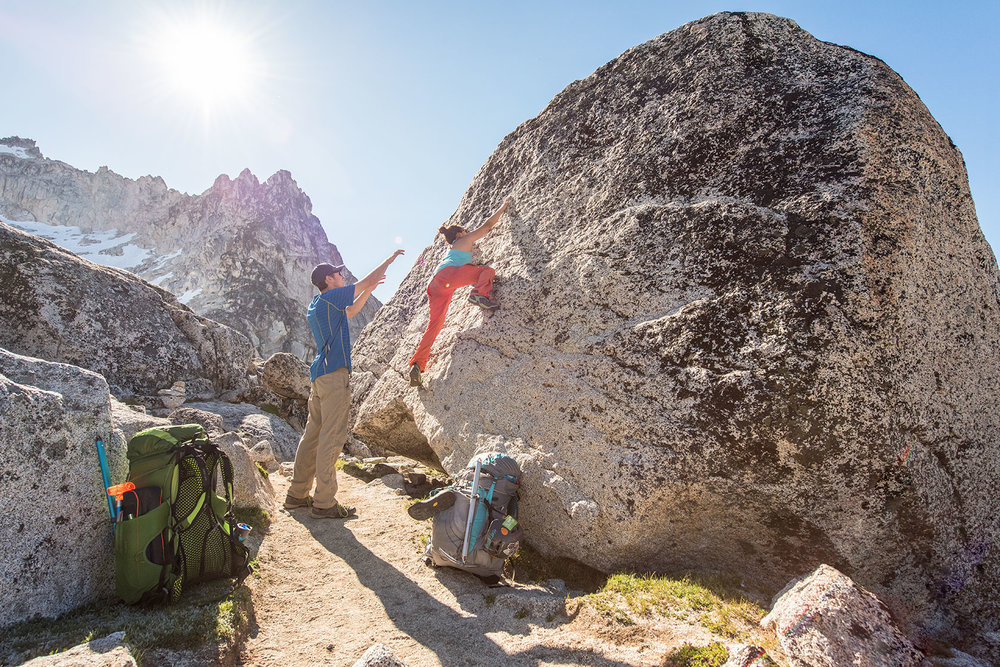 austin-trigg-osprey-hiking-backpacks-hike-camp-washington-adventure-morning-sunrise-lifestyle-outdoor-enchantments-rock-climbing-cascades.jpg