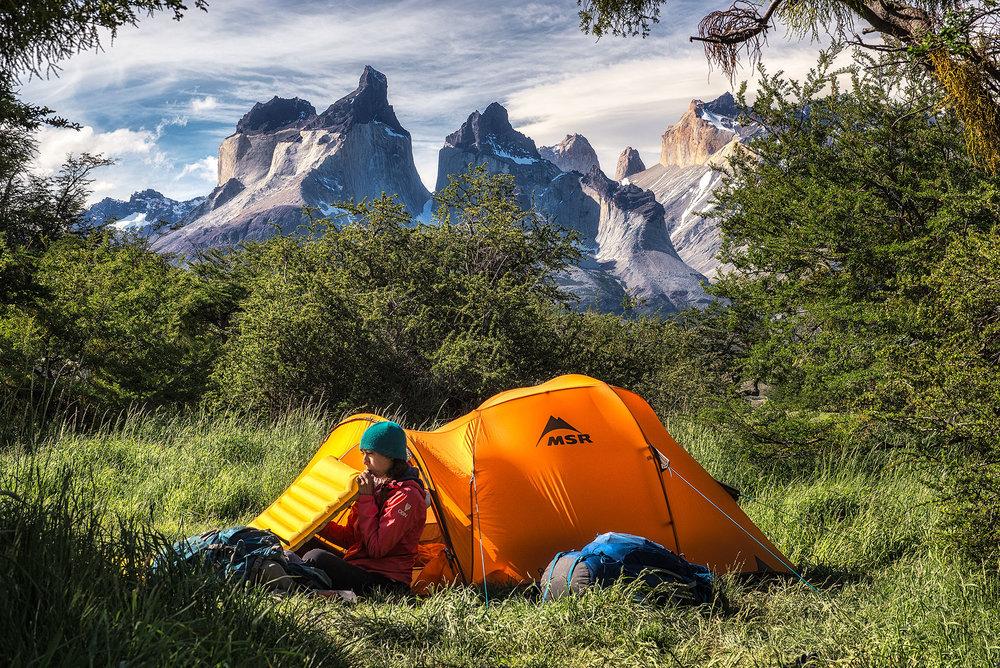austin-trigg-patagonia-adventure-torres-del-paine-MSR-Fury-Lago-Pehoe-tent-camp.jpg