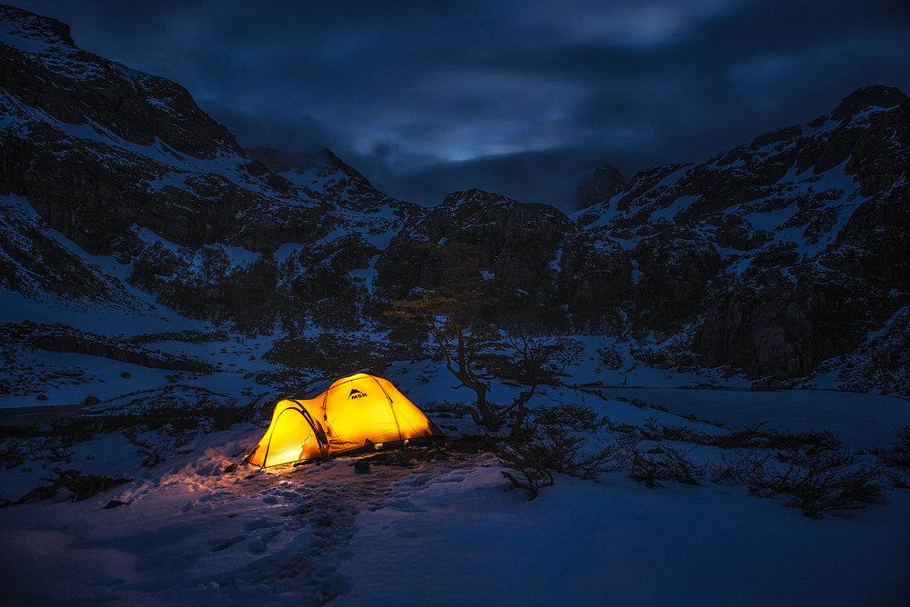 austin-trigg-patagonia-adventure-MSR-tent-camping-Lago-Del-Salto-isla-navarino.jpg