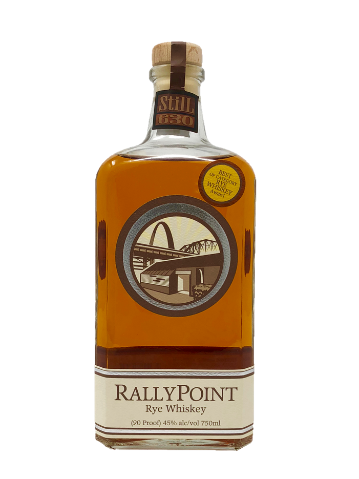 RallyPoint Rye Whiskey -