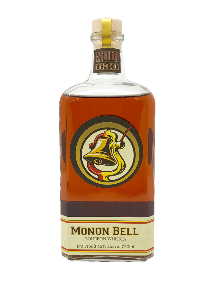 Monon Bell Bourbon - 2018 Washington Cup Bronze MedalACSA 2018 BronzeADI 2017 Best of Category -