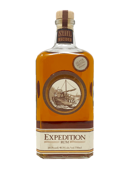 Expedition Rum - 2018 Washington Cup Silver MedalSEATTLE INTERNATIONAL SPIRITS AWARDS 2018 goldGood Food Awards Winner 2018ADI 2018 BEST OF CATEGORY -