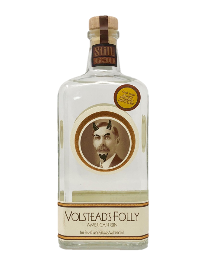 Volstead's Folly - 2018 Washington Cup Silver Medal
