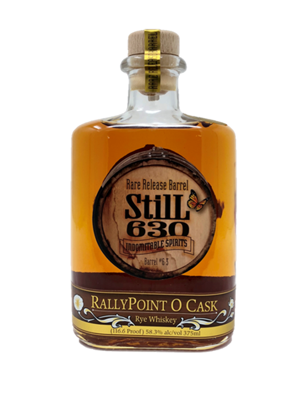 RallyPoint O Cask - ADI 2017 Bronze